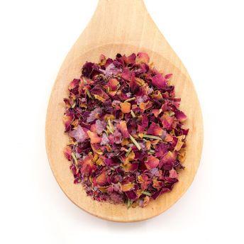 Sal condimentada con Rosas