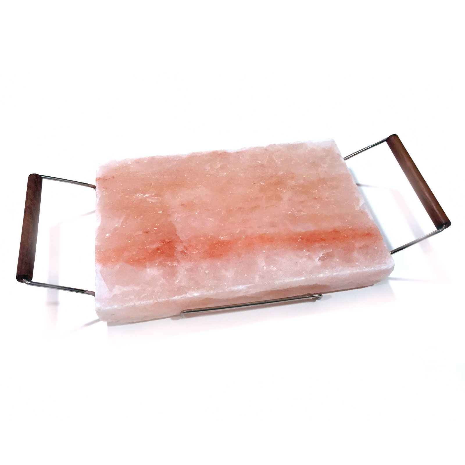 Plancha De Sal Rosa Del Himalaya 30x20x4 Cm Sal Gourmet